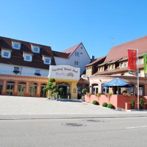 Hotelbilleder: Gasthof Hotel Post, Laichingen