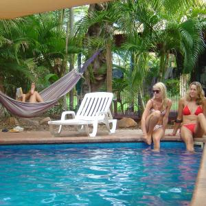 Foto Hotel: Cable Beach Backpackers, Broome