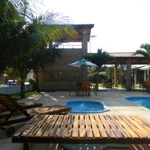 Hotel Pictures: Pousada da Barra, Uruau