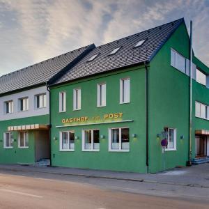 Foto Hotel: Hotel Zur Post, Illmitz