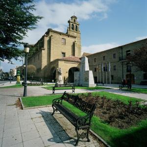 Hotel Pictures: Parador de Sto. Domingo Bernardo de Fresneda, Santo Domingo de la Calzada