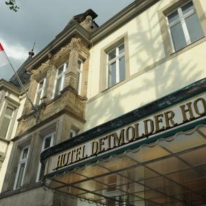 Hotelbilleder: Hotel Detmolder Hof, Detmold