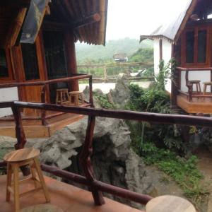 Hotel Pictures: Cabañas Amazonia, Montañita