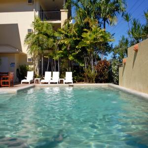 Foto Hotel: Bay Village Tropical Retreat & Apartments, Cairns