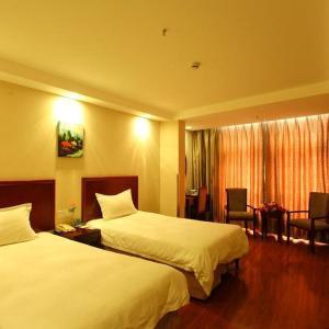 Hotel Pictures: GreenTree Inn Jiangsu Nanjing Software Valley Sanjiang University Express Hotel, Nanjing