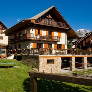 Hotel Pictures: Maison Gauthier, Puy-Saint-Vincent