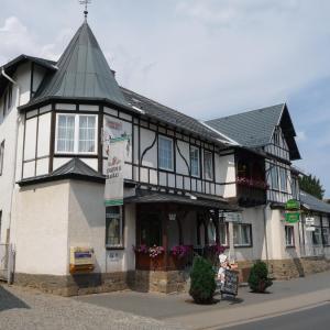 Hotelbilleder: Hotel Güldene Gabel, Unterwellenborn