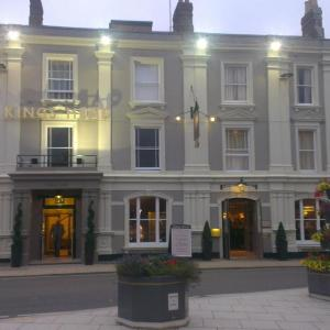 Hotel Pictures: King's Head Hotel, Wimborne Minster