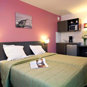 Hotel Pictures: Aparthotel Adagio Access Paris Asnières, Asnières