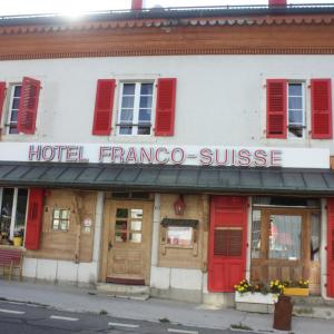Hotel Pictures: Hotel Arbezie Franco Suisse, La Cure
