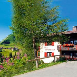 Φωτογραφίες: Haus Brunneck, Warth am Arlberg