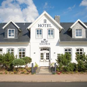 Hotel Pictures: Hotel Hof Galerie, Morsum