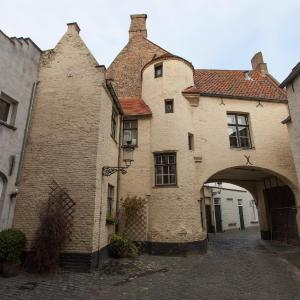 Zdjęcia hotelu: Hotel Boterhuis, Brugia