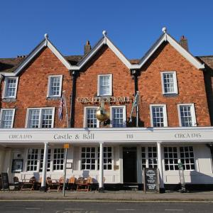 Hotel Pictures: Castle and Ball, Marlborough