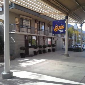 酒店图片: Jane Eliza Motor Inn, 天鹅山