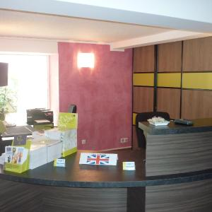 Hotel Pictures: Logis Aurea Hotel, Saintes