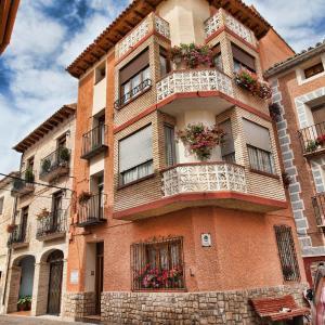 Hotel Pictures: Villa De Vera, Vera de Moncayo