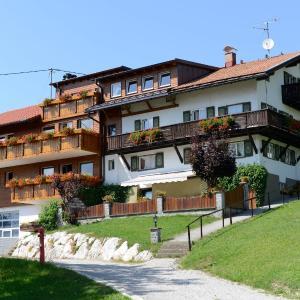 Hotel Pictures: Landhaus Müller, Jungholz