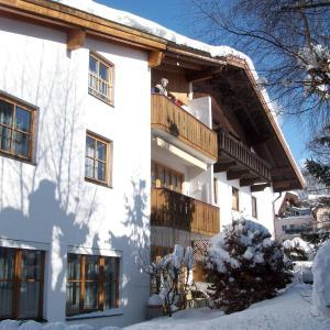 Foto Hotel: Haus Fuchs, Ehrwald