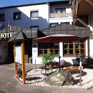 Hotelbilleder: Hotel-Restaurant Zum Schwalbennest, Alsfeld