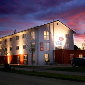 Hotelbilleder: Gästehaus Adler, Biberach an der Riß