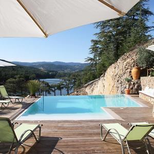 Hotel Pictures: Auberge Du Lac, Saint-Marcel-lès-Annonay
