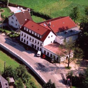 Hotelbilleder: Landhotel Goldener Löwe mit Pension Am Taurastein, Burgstaedt