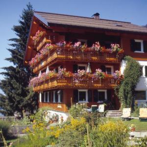 Hotelbilleder: Appart Fernblick, Gaschurn
