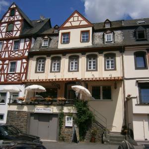 Hotelbilleder: Pension Café Am Rheinsteig, Leutesdorf
