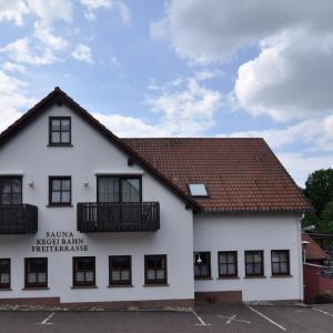 Hotelbilleder: Landgasthof Lang Zum Adler, Oberkalbach