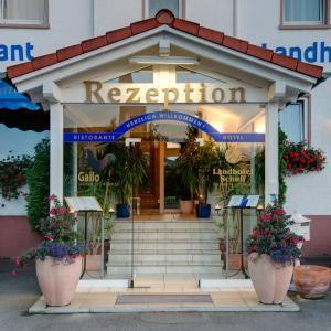 Hotel Pictures: Landhotel Schuff, Kindsbach