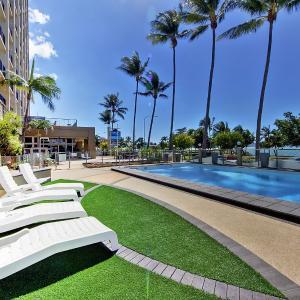 酒店图片: Aquarius On The Beach, 汤斯维尔