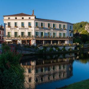 Hotel Pictures: Hotel Restaurant Charbonnel, Brantôme