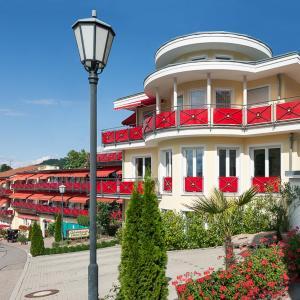Hotelbilleder: Wellness Privathotel Post an der Therme, Badenweiler