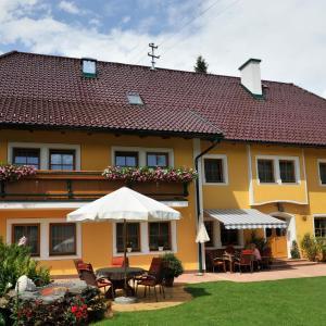 Hotellikuvia: Gästehaus Macheiner, Lessach Oberdorf