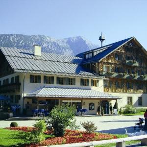 Hotelbilleder: Schlosshotel Linderhof, Linderhof