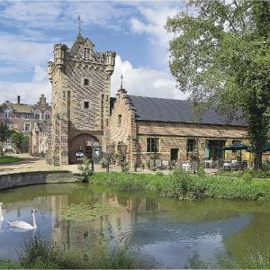 Fotografie hotelů: Vakantie Logies de Kleine Motte, Sint-Truiden