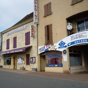 Hotel Pictures: Hôtel Rond Point, Digoin
