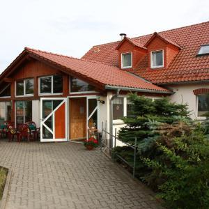 Hotelbilleder: Regenbogenhof Rudelswalde, Crimmitschau