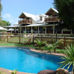Fotografie hotelů: Clarence River Bed & Breakfast, Grafton