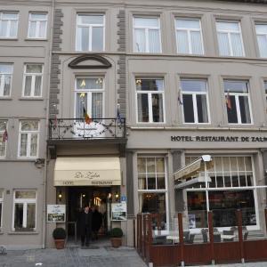 Фотографии отеля: Hotel De Zalm, Ауденарде