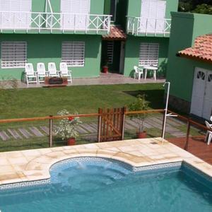 ホテル写真: Complejo Hueney Departamentos, Mar de Ajó