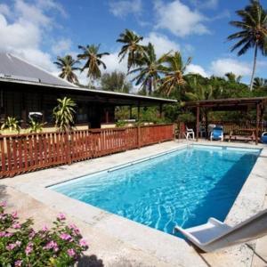 Hotel Pictures: Captain's Retreat, Rarotonga