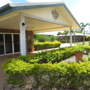 Foto Hotel: Heritage Lodge Motel, Charters Towers