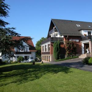 Hotelbilleder: Hotel Landhaus Lahmann, Bad Eilsen