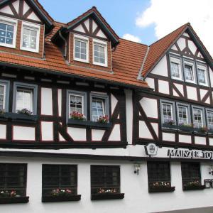 Hotelbilleder: Restaurant / Pension Mainzer Tor, Alsfeld