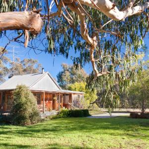 Φωτογραφίες: Bluegum Ridge Cottages, Merrijig