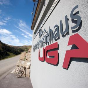 酒店图片: Appartementhaus Uga, Damuls