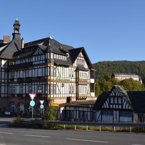 Hotelbilleder: Hotel Weißer Hirsch, Schwarzburg