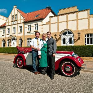 Hotelbilleder: Hotel Fliegerheim, Borkheide